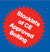 CE Approved Stockists Vulcan Fasteners